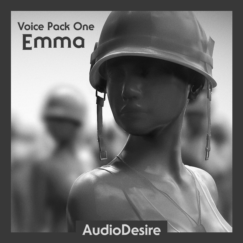 Voice Pack One Cover Art